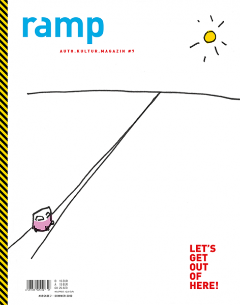 ramp #07 – Let's get out of here! - Deutsch