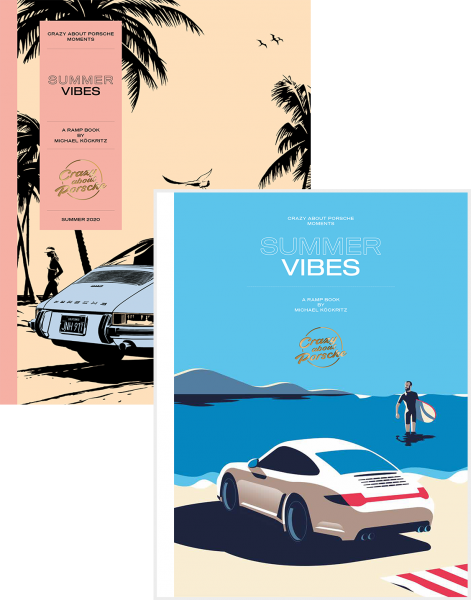 SUMMER VIBES – Crazy about Porsche Moments