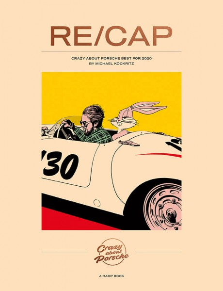 RE/CAP – Cover Porsche 550 Spyder