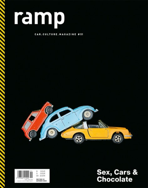 ramp #51 - Sex, Cars & Chocolate