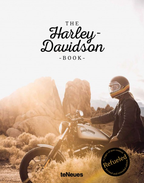 "THE HARLEY-DAVIDSON BOOK ""Refueled"""